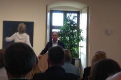 Begrüßung durch 1. BGM Willy Lehmeier, Wertingen