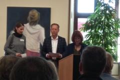 Preisverleihung Kunstpreis Stadt Wertingen